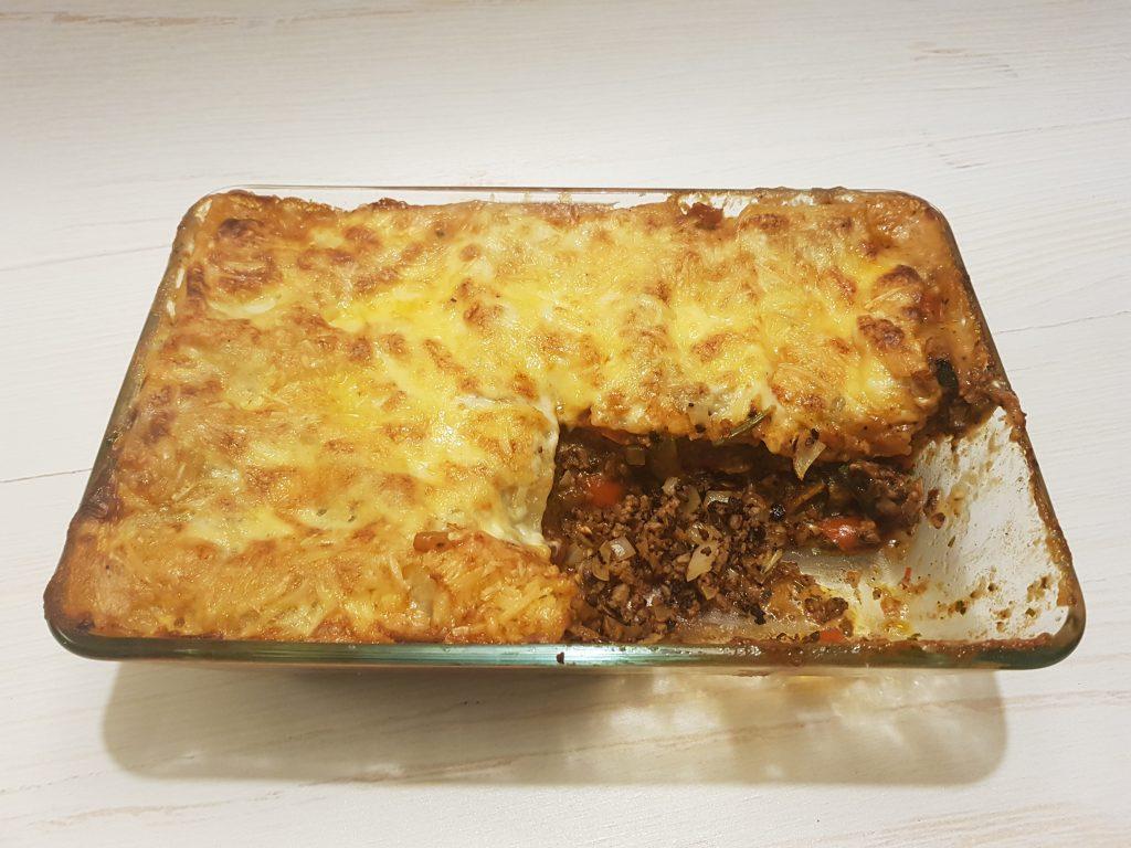 lasagne met YOI rulgehakt